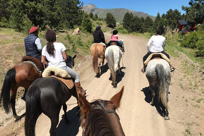 Horseback Riding in El Desafio, San Martín de los Andes, Argentina