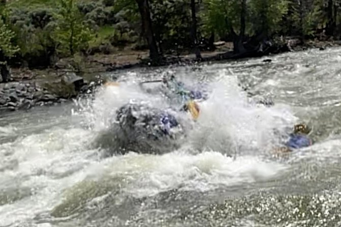 Red Canyon River Trips 3:00pm PRIVATE TOURS AVAILABLE!