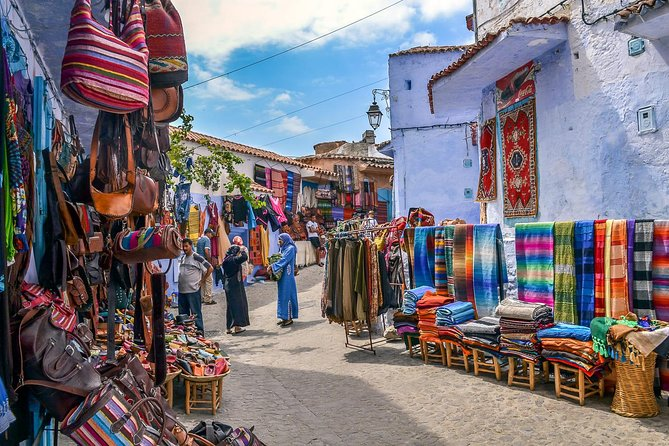 4 Days tours from Casablanca to Chaouen and Fes