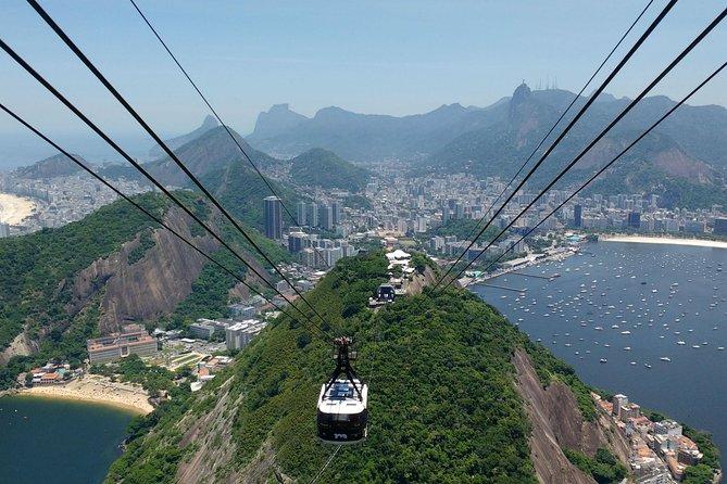 Rio de Janeiro Experience Day Tour
