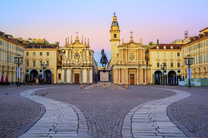 Turin,Explore the city in a Walking guided tour.