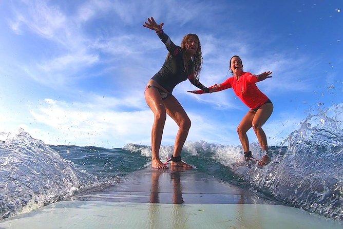 Waikiki 1 Hour Semi-Private Surf Lesson