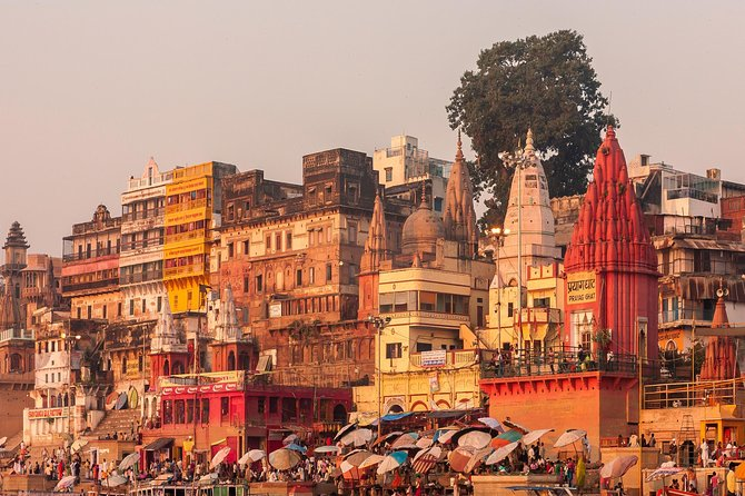 History, Mysticism & Religions of Kashi (Guided Fullday Sightseeing Tour by Car)