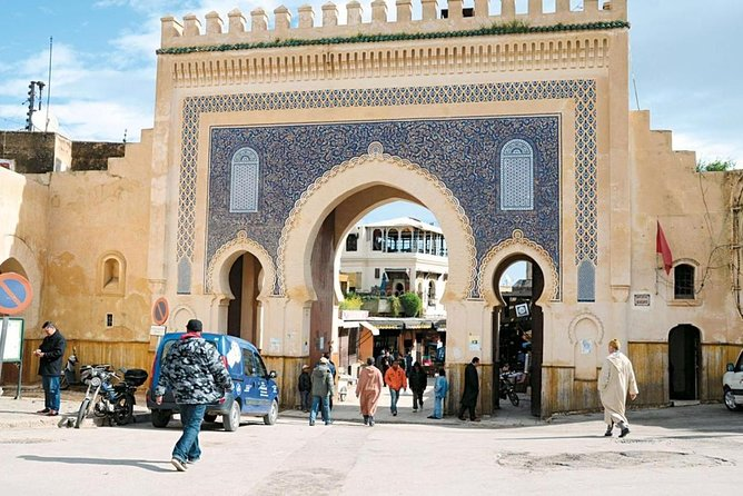 4 Days North Morocco: Tangier-Chefchaouen-Fes