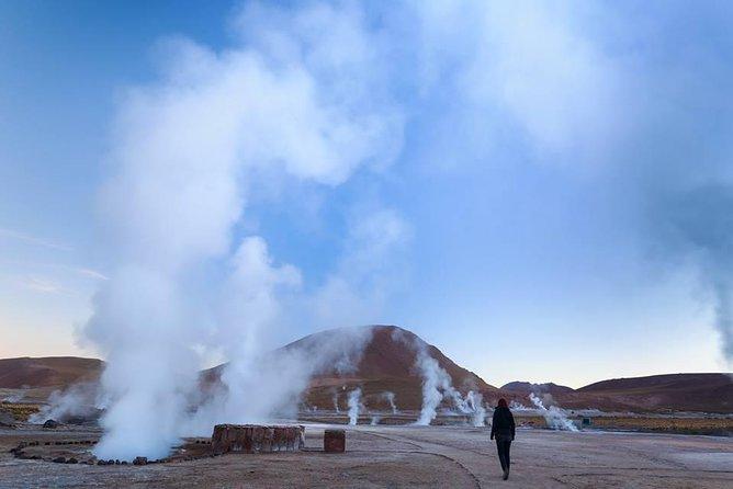 San Pedro de Atacama Tudo Incluído 5 Noites Hotel + 4 Tours + Voo