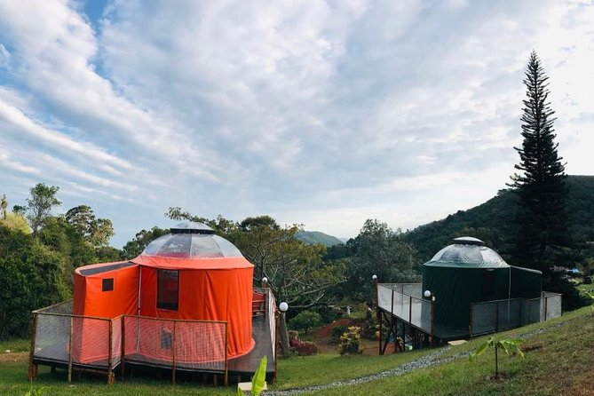 Andean glamping