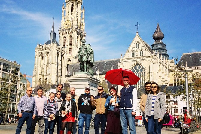 Private tour: Highlights & History of Antwerp