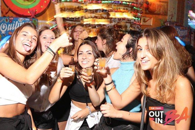 Buenos Aires Pub Crawl