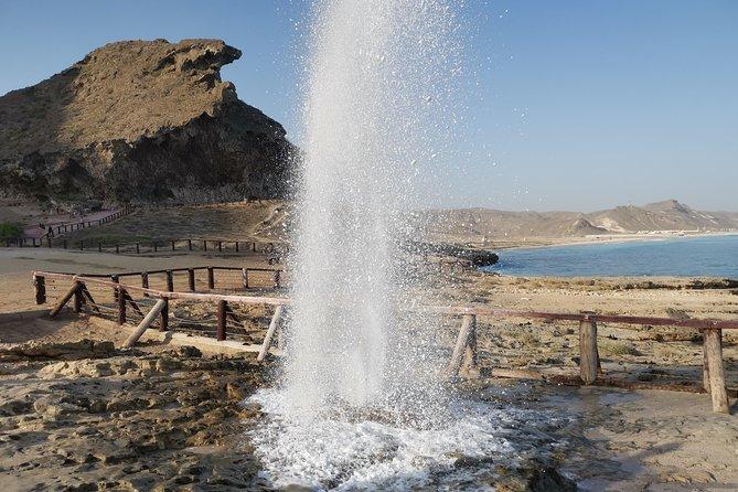 Private tour - Salalah city tour + the West coast (Mughsail beach, blowholes)