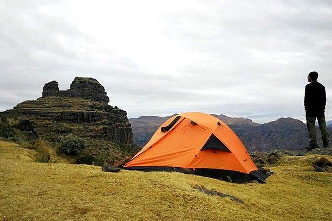 Waqrapukara Trekking 2 days 1 night Private Tour