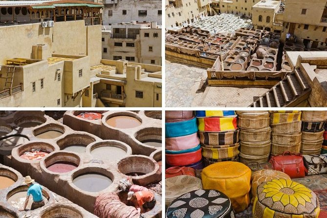 Fez in One Day: Qaraouiyine Mosque, Tanneries, Medersa & Mellah... photo 10