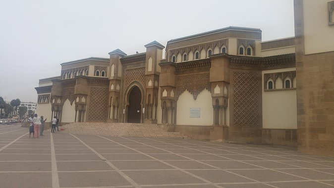 Agadir cruise: City tour 1/2 Day