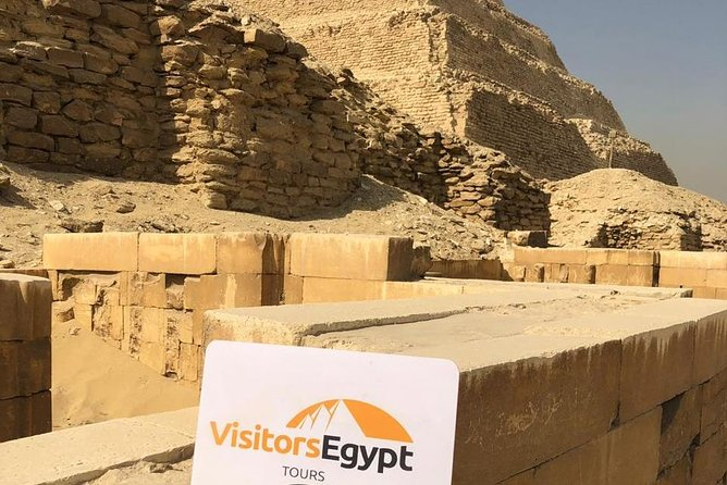 Private Tour to explore Giza Pyramids - Saqqara -Memphis