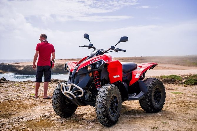 Self Guided Off-road Atv Tour (single Seat)