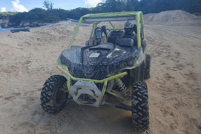 4WD Terracross + Breef Safari + River Cave and Macao Beach