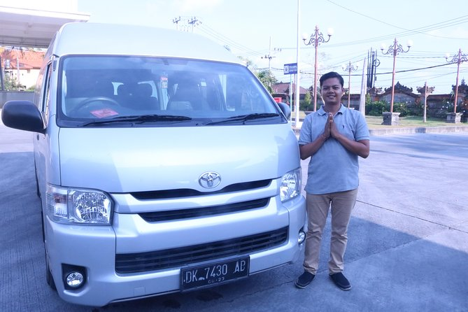Bali Car Rent for 3 Days (15 Seats) with English Speaking Driver and Petrol