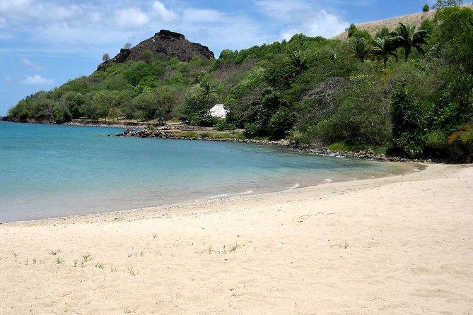 Pigeon Island Beach Shuttle Roundtrip