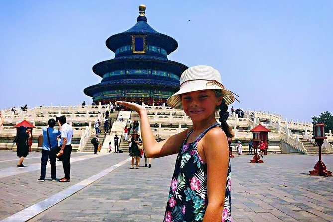 2-hour Private Walking Tour to Temple of Heaven with Pearl Market