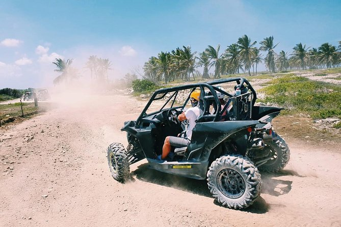 4WD Terracross + Breef Safari + River Cave and Macao Beach photo 5