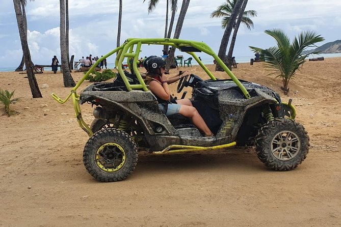 4WD Terracross + Breef Safari + River Cave and Macao Beach photo 4