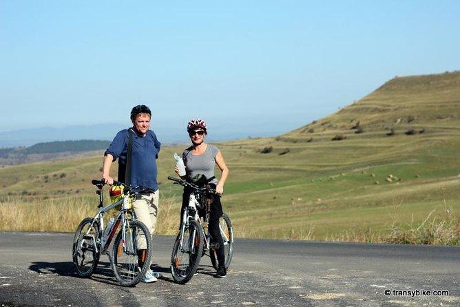 Tour in bicicletta della regione di Calata da Cluj