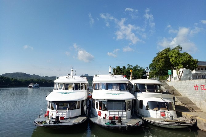 Local Provider: 4-Star Li River Cruise Ticket and Hotel Pick Up photo 9