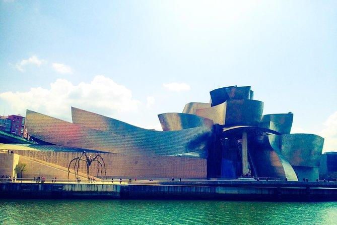 Visita guiada privada al Museo Guggenheim para grupos pequeños