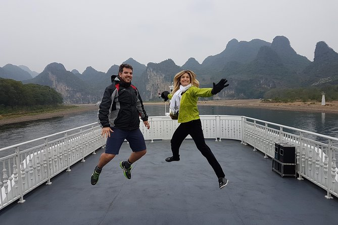 Local Provider: 4-Star Li River Cruise Ticket and Hotel Pick Up photo 3