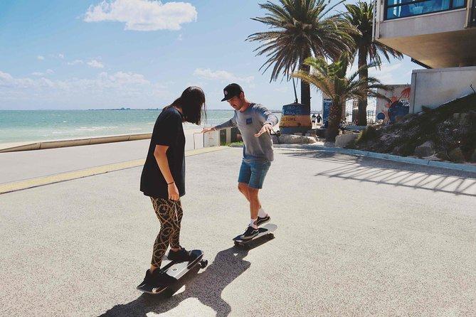 Melbourne Beachside Skate Lesson
