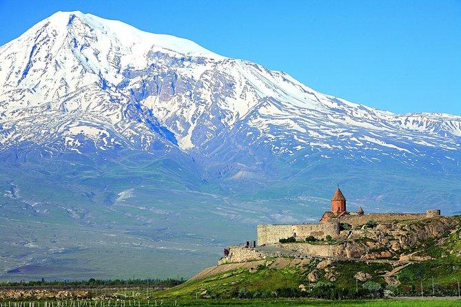 1-Day Small Group Tour: Yerevan, Khor Virap, Noravank, Areni Wine Factory