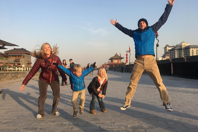 Private Half-Day Tour: City Wall, Big Wild Goose Pagoda and Muslim Street
