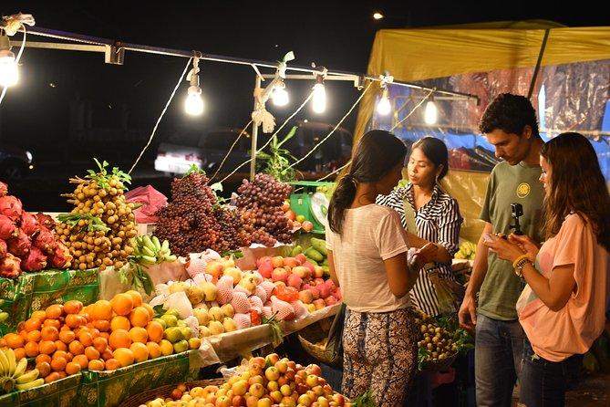 Night Food Tour in Cambodia