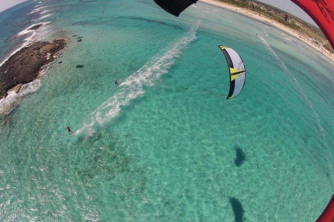 Small-Group Kiteboarding Lesson in Puglia