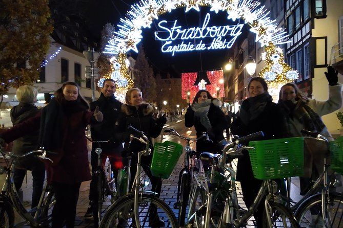 Christmas Bike Tour of Strasbourg