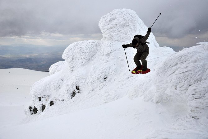 Full-day Vitosha Mountain Snowshoe Hiking Tour from Sofia