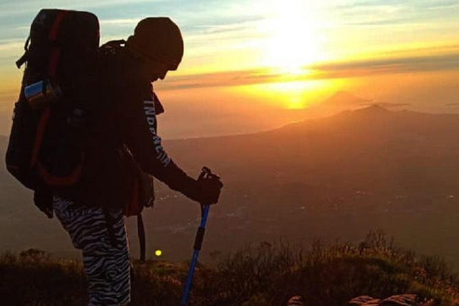 Private Sulawesi Sunrise Trekking at Mount Klabat