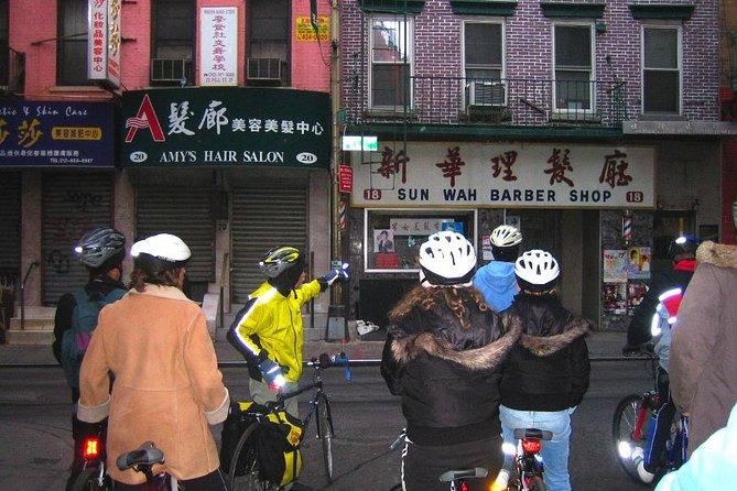 ローワーマンハッタン自転車ツアー