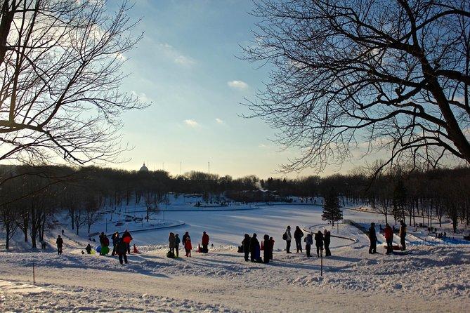 Une expérience d'hiver en plein air au Canada