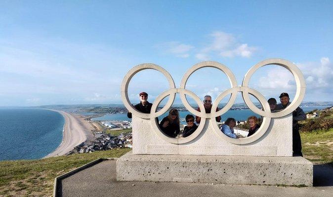 Portland Olympic Rings