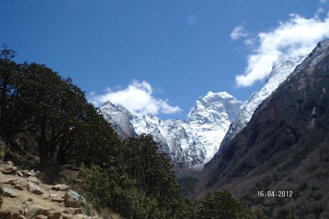 Everest view tour