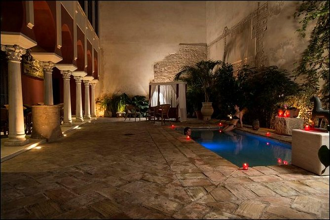 Arabian Baths of Cordoba Entrance and Massage