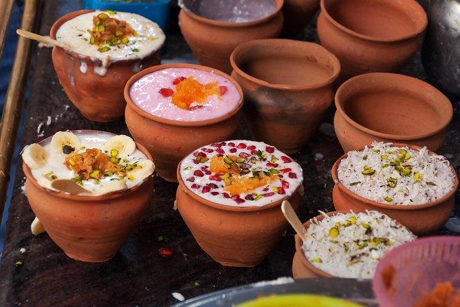 Varanasi Street Food Crawl (2 Hours Guided Food Tasting Tour)