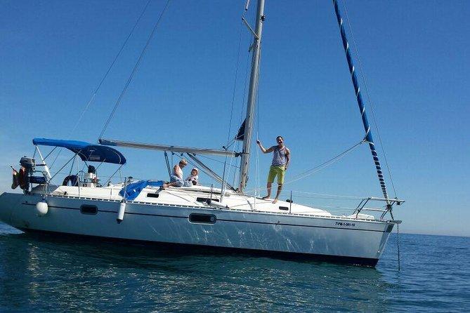 Viagem de barco de 4 horas no Mediterrâneo saindo de Estepona