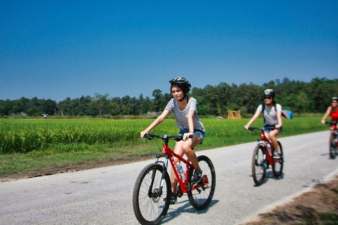 Chiangmai Half Day Cycling Culture Trip