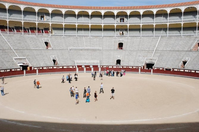 Skip the Line: The Secrets of the Bullring - Private Tour with Guide