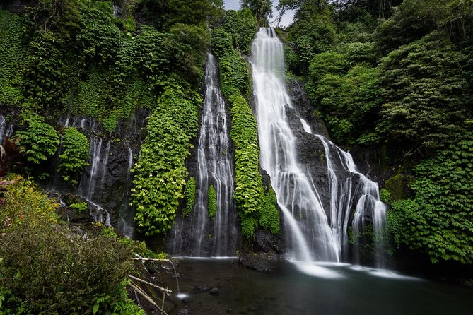Bali Seven Wonder Waterfalls Trekking