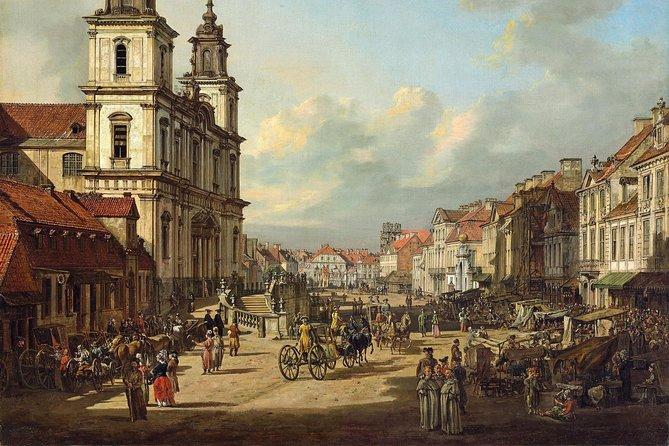 Krakowskie Przedmieście: Explore this historical street on an audio walking tour