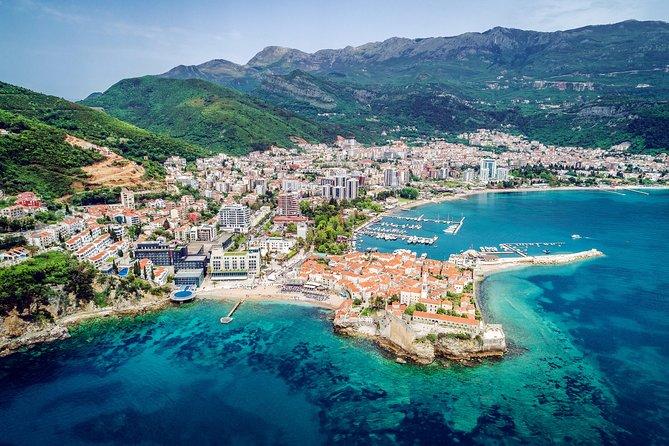 Day Trip from Dubrovnik to Budva