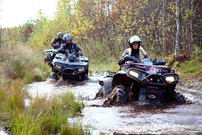 Riga ATV Safari