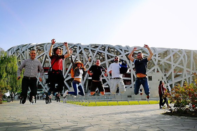 6-Hour Beijing Modern Architectures Private Tour